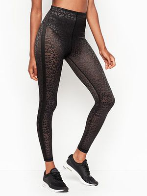 Brand new sheer mesh Victoria's Secret high rise leggings for Sale in Gilroy, CA
