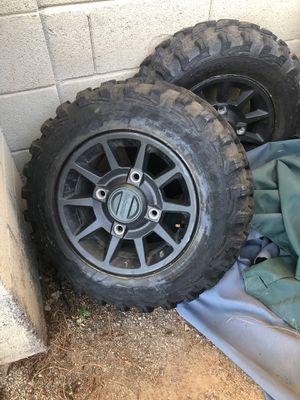 UTV tires and wheels for Sale in Phoenix, AZ