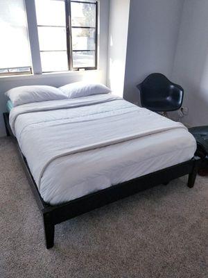 Full Platform Bed & Mattress for Sale in Vallejo, CA