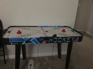 MD sports air hockey table for Sale in Ashburn, VA