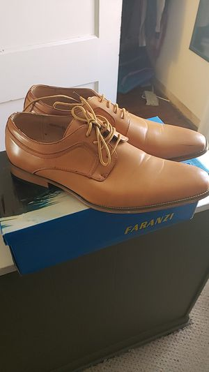 Cognac Dress shoes size 13 $35 OBO for Sale in Bexley, OH