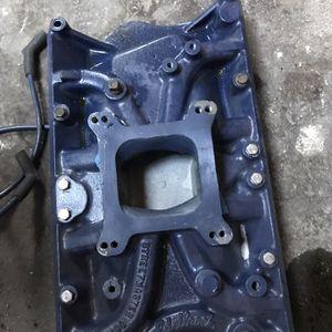 Eldebrock Street master 351w Intake Manifold for Sale in Stockton, CA