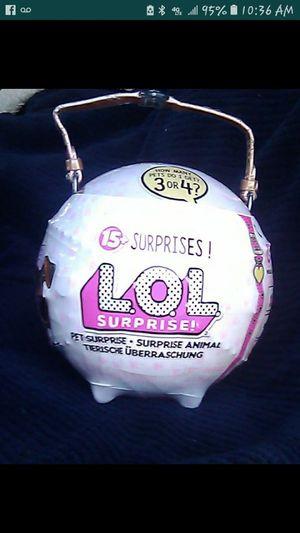 LOL surprise doll toys for Sale in Modesto, CA