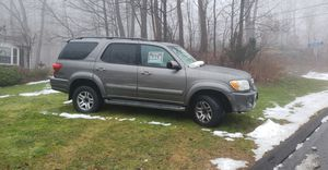 2006 Limited toyota sequoia for Sale in Bristol, CT