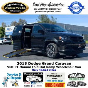 2015 Dodge Grand Caravan for Sale in Laguna Hills, CA