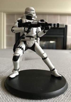 "STAR WARS ""4 INCH TALL"" STORM TROOPER "" for Sale in Indianapolis, IN"