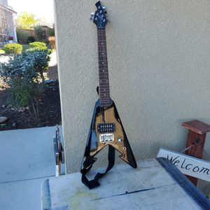 Electric Guitar for Sale in Santee, CA