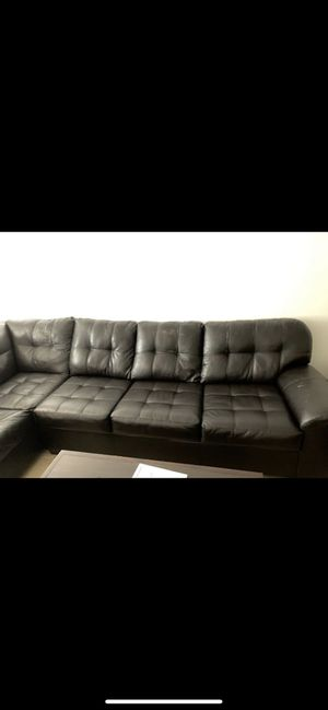 FREE Sofa - Dark Brown for Sale in Miami, FL