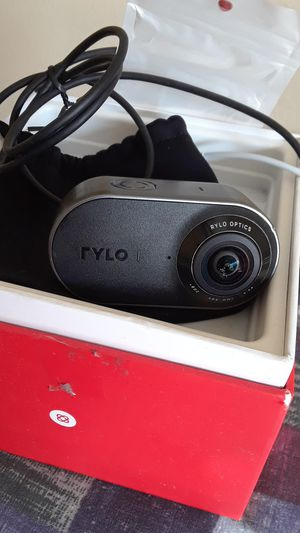 Rylo 5.8K 360 Video Camera - (iPhone + Android) for Sale in Los Angeles, CA