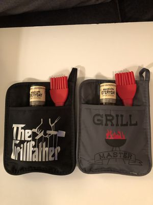 Fathers Day Grilling Gift Set for Sale in San Antonio, TX