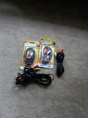 Audio/video cords for Sale in Washington, DC