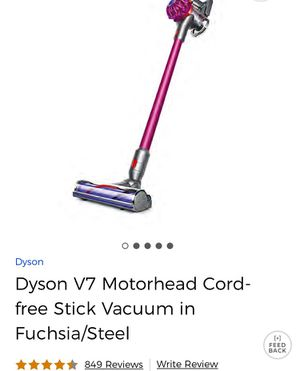 BRAND NEW DYSON V7 Motörhead CORDLESS VACUUM CLEANER for Sale in Fort Worth, TX