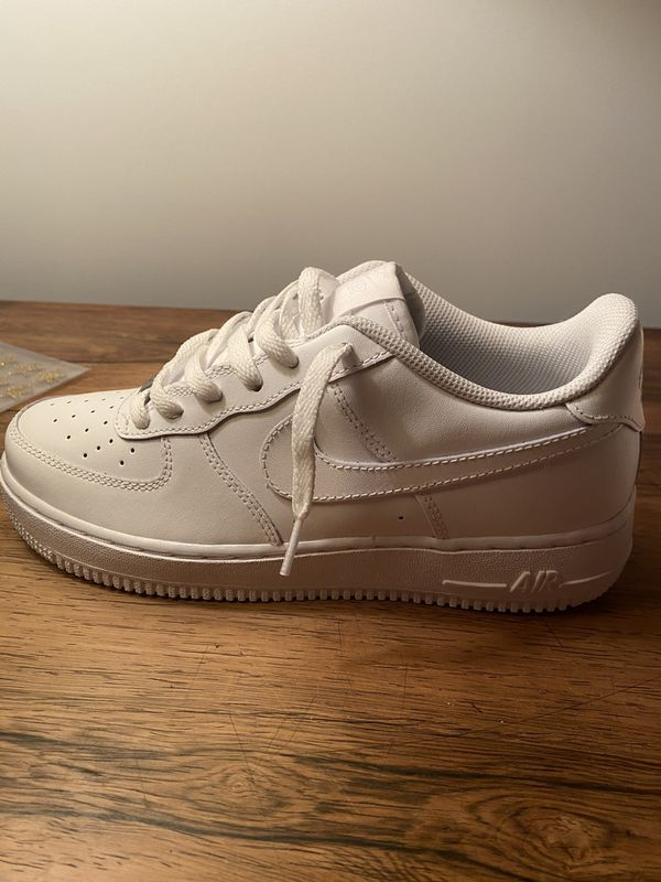 Nike size 6.5 Air Force ones