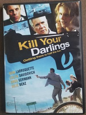 Kill Your Darlings DVD movie for Sale in Three Rivers, MI