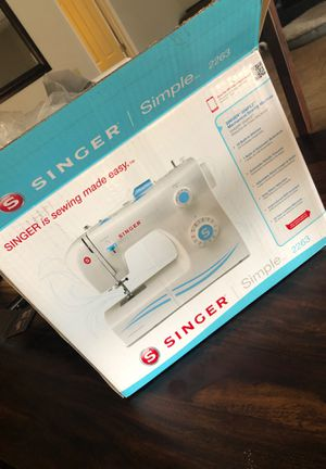 Singer Sewing Machine #2263 for Sale in Glendale, AZ