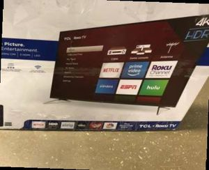 "55"" TCL Roku Tv❗️ 2 for Sale in Ontario, CA"