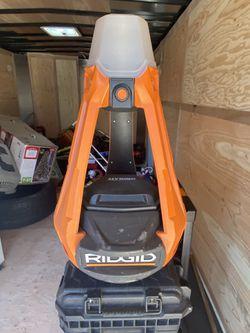Ridgid work lites 20v Both For 140 for Sale in Nine Mile Falls, WA