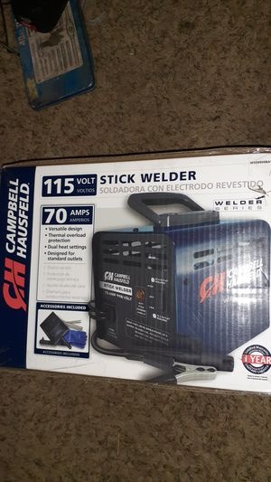 Welder 115v 70 Amp Brand New in box! for Sale in Independence, MO