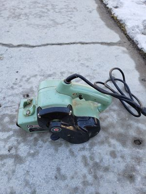 Rockwell 3 inch belt sander for Sale in Frenchtown, MT