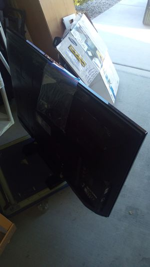 """Panasonic 55"""" HD TV with RCA streaming Box for Sale in North Las Vegas, NV"""