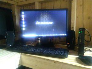 Lenovo micro system 4th gen i3 12g 500g for Sale in Moncks Corner, SC