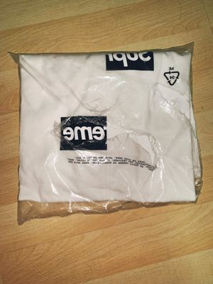 Supreme CDG Split Box Logo Size L Brand New for Sale in Industry, CA