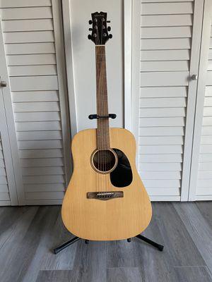 Mitchell Acoustic Guitar + Soft black gig bag for Sale in Santa Monica, CA