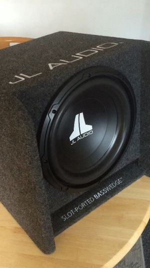JL subwoofer for Sale in Overland, MO