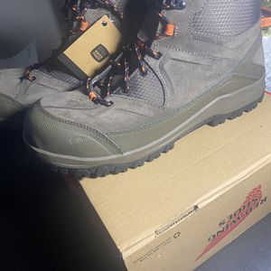 Size 11.5 Steel Toe Red Wing Boots for Sale in Southington, CT