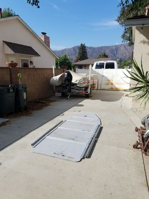 Inflatable boat floor for Sale in Glendora, CA