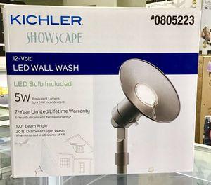 LED Wall Wash Lampara para iluminar pared Kichler ShowScape for Sale in Virginia Gardens, FL
