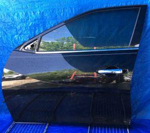 2016 - 2019 NISSAN MAXIMA FRONT LEFT DRIVER SIDE DOOR ASSEMBLY BLACK for Sale in Fort Lauderdale, FL