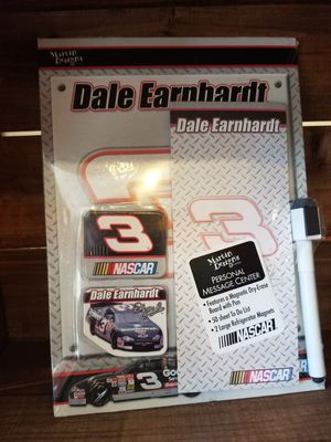 Dale Earnhardt Personal Message Center for Sale in Westport, WA