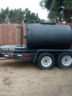 600 GALLON SEALCOAT TANK WITH TRAILER . PINK SLIP ON HAND PTI PLATES(MANUAL) for Sale in Los Angeles,  CA