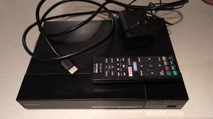 Sony Blu Ray Player with HDMI and Remote for Sale in Denver, CO