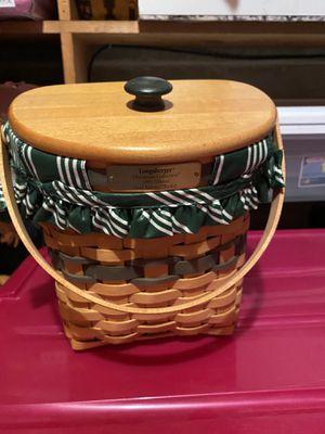 Longaberger Basket for Sale in Westerville, OH