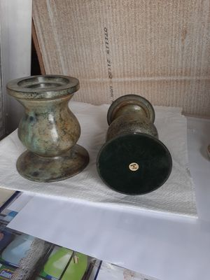 2 Candle Holders (Metal) for Sale in Miami, FL