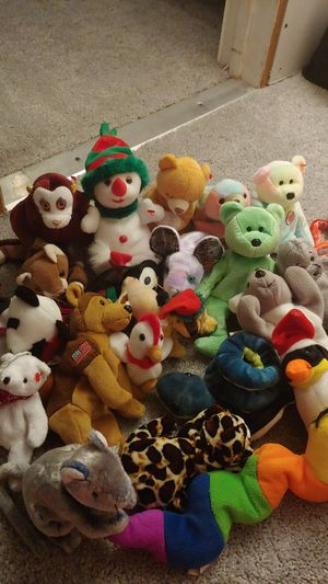 The Beanie Babies Collection for Sale in Richmond, CA