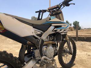 Yamaha yz450f 2018 dirt bike for Sale in Irvine, CA