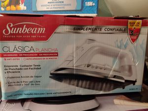 Sunbeam iron for Sale in West Bloomfield Township, MI