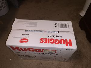 172 ct Huggies Snug and Dry for Sale in San Antonio, TX
