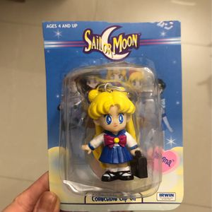 Sailor Moon Serena Collectible Clip On In Box for Sale in Hialeah, FL