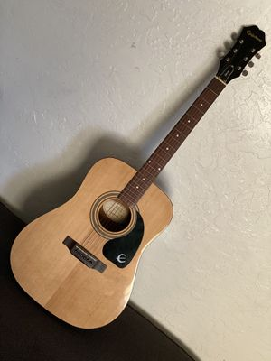 Epiphone Acoustic Guitar for Sale in Mission Viejo, CA