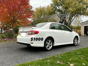 URGENT Selling my 2012 Toyota Corolla for Sale in CA, US
