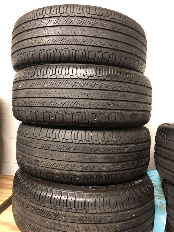 Michelin latitude 235/60/18 103h tires