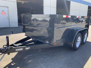 5x10x2 Dump Trailer for Sale in San Diego, CA