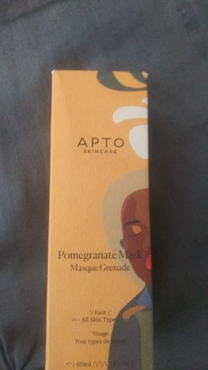 AptO facial mask for all skin types for Sale in Corona, CA