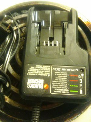 Black and decker brand drill battery chargers for Sale in Southern View, IL