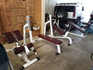Bench press squat racks and more for Sale in Austin, TX