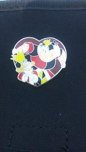 Disney Alice in Wonderland Queen of Heart Pin for Sale in Fontana, CA